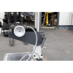NOVA 40H Drilling/Milling Machine (feeding)