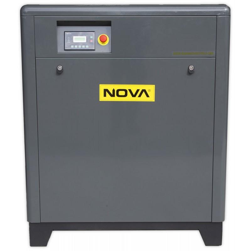NOVA SC-25 ruuvikompressori, 2000l/min, 12,5bar