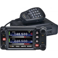 FTM-400XDE  dual-mode transceiver