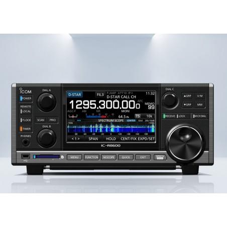 Icom IC-R8600 vastaanotin