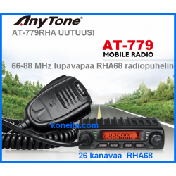 Anytone AT-779 RHA
