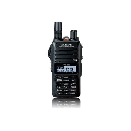 Yaesu FTA-250L ilmailuradiopuhelin