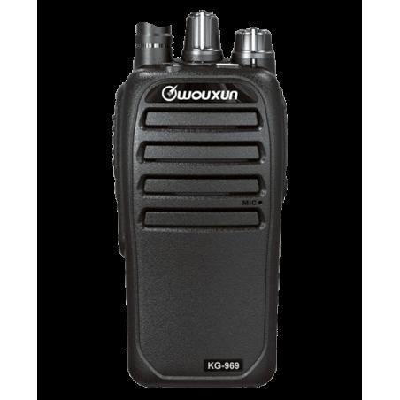 Wouxun KG-969RHA 16-kanavainen RHA68-radiopuhelin IP66