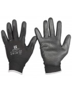 Working gloves and Safety Glasses
